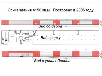 Увидеть foto Коммерческая недвижимость Продам помещения свободного назначения 6800 кв. м. 33984391 в Курске