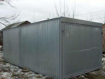 Скачать бесплатно фото  продаю гаражи 34842670 в Липецке
