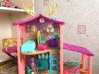 Дом Enchantimals Данессы Оленни с коллекцией кукол
