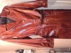 Смотреть фотографию Женская одежда плащ кожаный 34677088 в Ленинск-Кузнецком