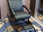 Кресло качалка в полной комплектации