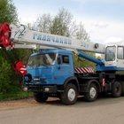 Услуги автокрана 25 тонн, г, Лосино-Петровский