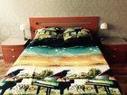 Изображение в Мебель и интерьер Мебель для спальни Продаем кровать двуспальная размером 220*140 в Липецке 17000