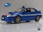 Новое фото Коллекционирование полицейские машины мира №4 SUBARU IMPREZA полиция франции 35018360 в Липецке