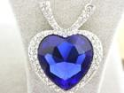 Свежее foto Ювелирные изделия и украшения Колье для женщин Сердце Океана 68053943 в Липецке