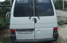 Volkswagen Transporter, фургон,длинный, высокий, 2000 года в отличном состоянии,цвет белый