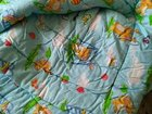 Одеяла детские новые ватные