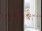 Уникальное фотографию Мебель для прихожей Шкафы купе на качественных направляющих с пожизненной гарантией, 37333139 в Люберцы