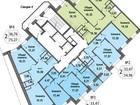 Продажа: 2 комн. квартира, 75.27 м2. Жилая площадь - 60.216