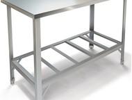 Столы нержавейка Продаю б/у столы из нержавейки 120*60 9 шт. - 25000 руб. и 150*