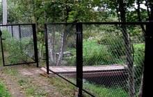 Ворота, калитки для заборов