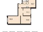 Продается 3-ком квартира . Квартира расположена на 1 этаже 1