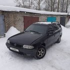 Opel Astra 1.6МТ, 1997, 357000км