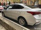 Hyundai Solaris 1.6AT, 2018, 45000км