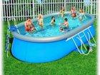 Скачать бесплатно фото Разное Овальный бассейн Bestway 56125, размер 7,32 х 3,6 х 1,2 м 33104804 в Магнитогорске