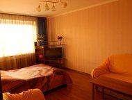 Сдам 1 комнатную квартиру В новом доме. Квартира с большой кухней, теплая, уютна