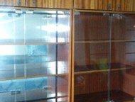 """Продам секции от стенки Магнитка,2 шт, б/у Продам секции от стенки """"Магнитка"""", 2"""