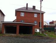 Продам дом Продам 2-х этажный дом в пос. западный-1, кв. 1 уч. 92, Ул. Российска