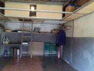 Капитальный гараж Капитальный кирпичный гараж (длина 7, 5 м , ширина 3, 8 м, выс