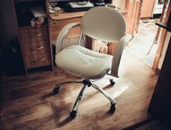 Магнитогорск: Компьютерное кресло Бэйсик Компьютерное кресло Бэйсик New Люкс хром каркас. Поставка с завода-производителя. Доставка по городу. Исполнение в трех ц