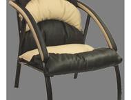 Магнитогорск: Офисный диван Фортуна черный Офисный диван Фортуна черный  Очень удобный офисный диван в черной эко-коже.   Размер каркаса:  Глубина -700 мм  Ширина —