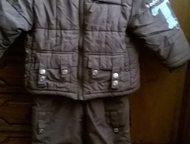 костюм осенний Продам костюм демисизонный рост 92 см б/у для мальчика