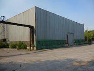 Производственные помещения На территории швейной фабрики сдается в аренду отапли