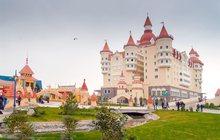 Сочи-парк Отель богатырь