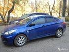 Hyundai Solaris 1.6МТ, 2012, 97000км
