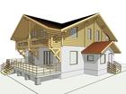 Свежее изображение Строительство домов Проект, Строительство под ключ 37600185 в Междуреченске