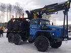 Свежее фото  Лесовоз Урал ЯМЗ-236 пневматическая тормозная система с ГМ VM10L74 80986643 в Перми