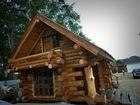 Скачать бесплатно foto Строительство домов Сруб загородного гостевого дома в стиле тайга, 38356960 в Минске