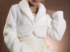 Просмотреть изображение  Прокат стильных свадебных шубок 46323714 в Минске