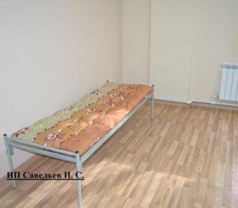 Фото в Строительство и ремонт Строительные материалы Продаём металлические кровати эконом-класса в Минске 0