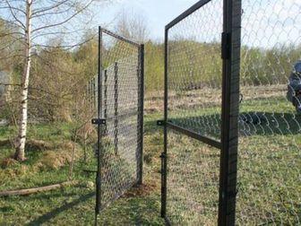 Смотреть фото Строительные материалы Садовые калитки от производителя 33251505 в Мосальске