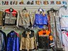 Фото в Для детей Детская одежда Зимние костюмы куртка + полукомбинезон за в Москве 650