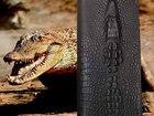 Увидеть изображение  Мужское портмоне из натуральной кожи Wild Alligator 34872251 в Москве