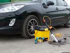 Просмотреть foto Транспорт, грузоперевозки Универсальная минимойка Umika-5, 20л, Работает от прикуривателя автомобиля, Гарантия 12 месяцев, 37226742 в Москве