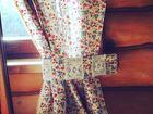 Фотография в Услуги компаний и частных лиц Разные услуги Изготавливаю шторы и скатерти из натурального в Москве 3000