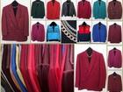 Скачать бесплатно фотографию Мужская одежда Костюм 90-х Малиновый пиджак и культовые вещи 90х 37523785 в Moscow