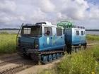 Новое изображение Вездеходы Двухзвенный вездеход BV-206 37787505 в Москве