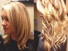 Уникальное фотографию Салоны красоты Наращивание волос в Москве c гарантией(капсульное) 38382437 в Москве