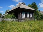 Свежее фотографию Загородные дома Бревенчатый дом в тихой деревне, рядом с рекой и лесом, 300 км от МКАД 38958979 в Москве