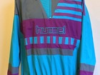 Новое изображение Разное Раритетный костюм 90-х Hummel Настоящий винтаж Олимпийка-анорак и штаны 39215944 в Москве