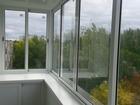 Смотреть фото Разные услуги Остекление балконов, Под ключ, – Удивительные цены 39341956 в Москве