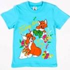 Детские футболки по низким ценам