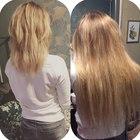 Наращивание волос, частный мастер Москва, коррекция волос, снятие