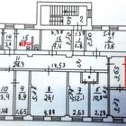 Офисный блок 200 м2 в особняке у м, Курская