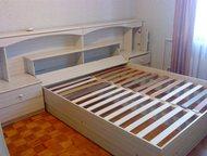 Спальный гарнитур + зеркало и трюмо В связи с переездом срочно продаю спальный г