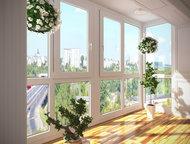 Монтаж окон пвх, остекление балконов Компания Евростиль изготовит и установит Ок